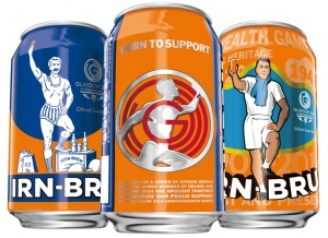 Irn-Bru commonwealth