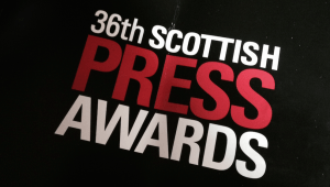 scottish press awards