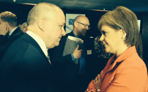 Sturgeon and Mackay