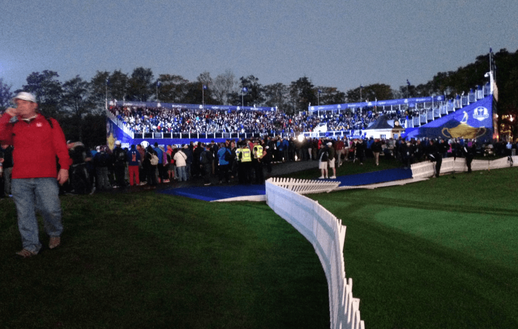 First Tee Ryder Cup Gleneagles