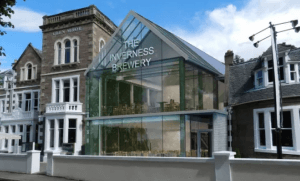 Inverness brewery