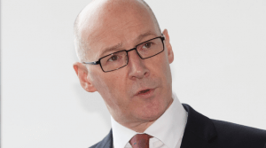 John Swinney at Digital