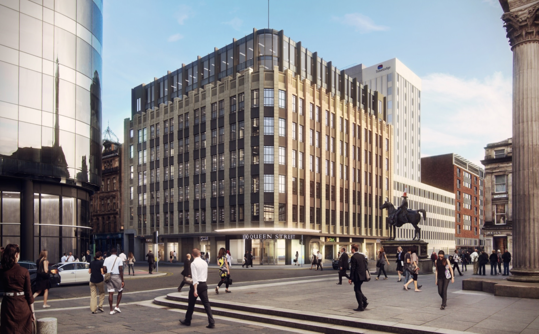 Edrington Opts For Queen Street As New Hq Daily Business