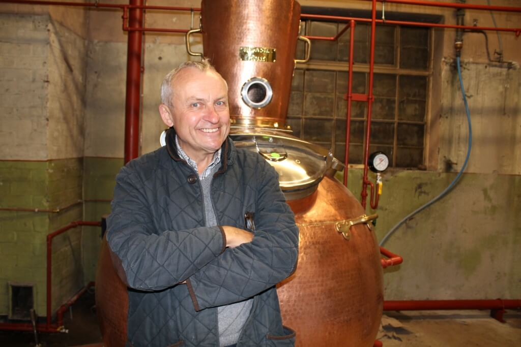 Alex Nicol new distillery 2