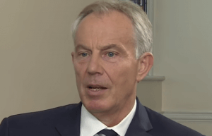 Tony Blair vid