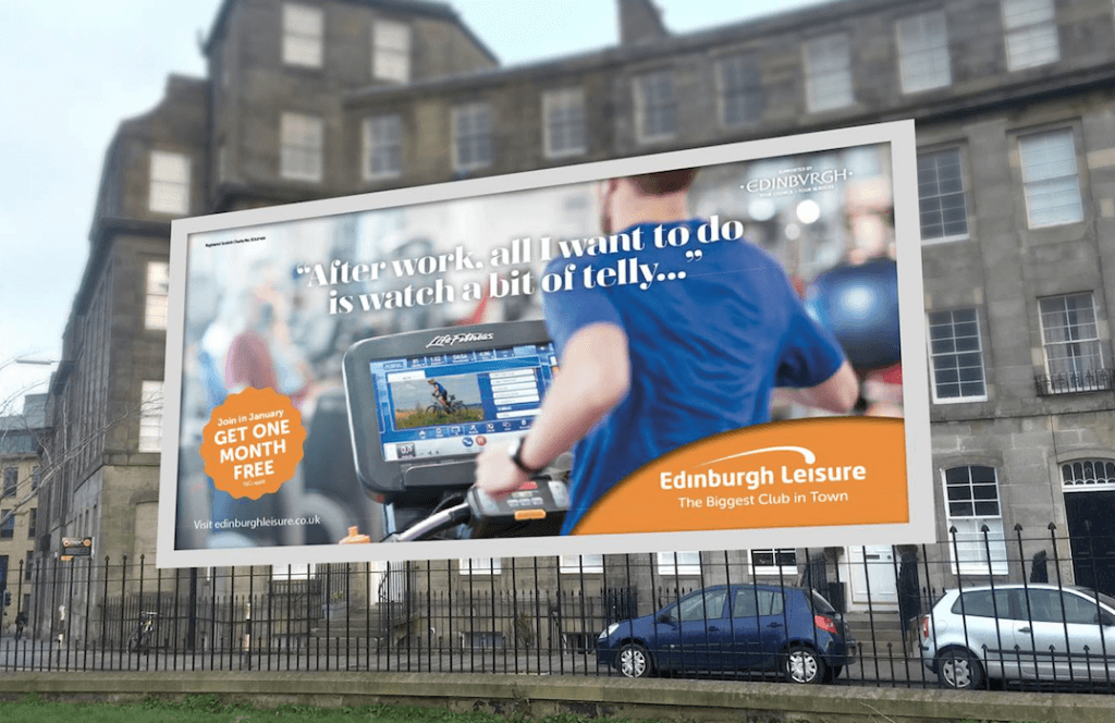 Story Edinburgh Leisure