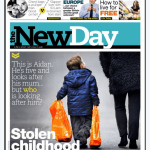 New Day front