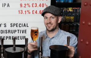 BrewDog Chris van der kuul James Watt