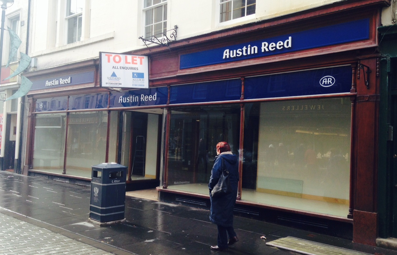 Edinburgh Woollen Mill To Relaunch Austin Reed Daily Business