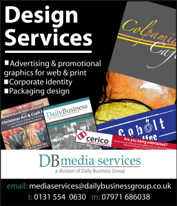 DB design Services advert
