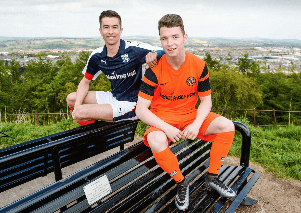 Dundee sponsors