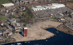 Distillery site (click on image to enlarge)