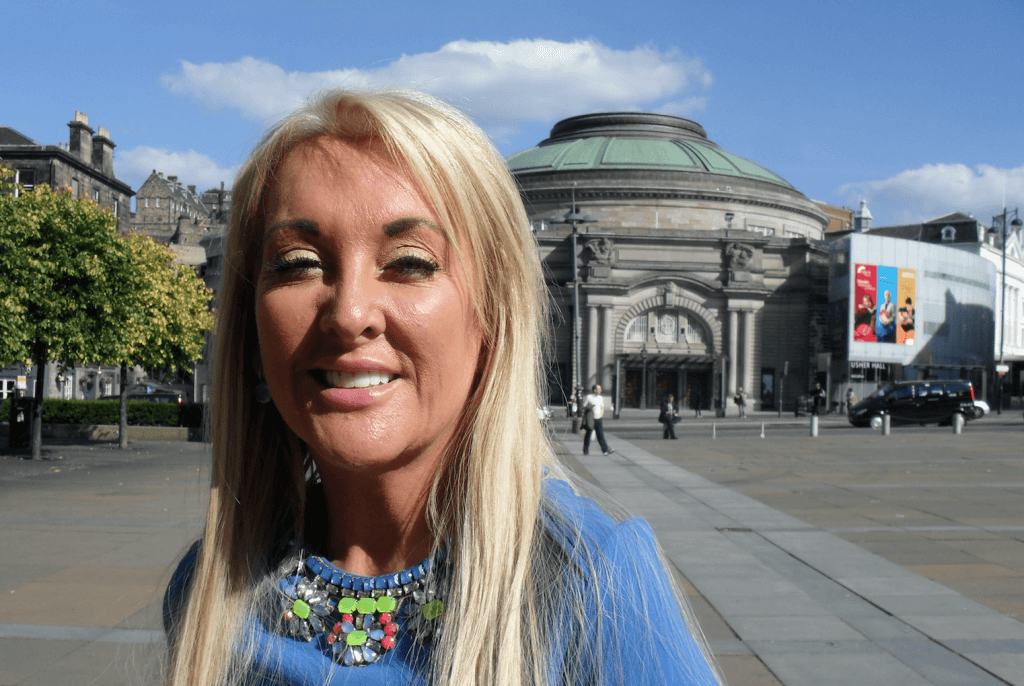 Marie Macklin Usher Hall