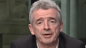 Michael O'Leary sky vid