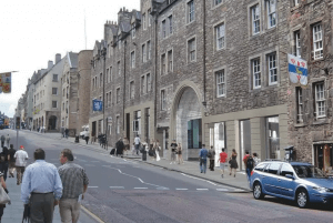apart hotel, Royal Mile