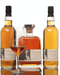 Glover whiskies
