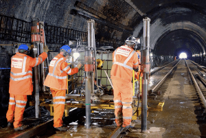 Queen St tunnel upgrade