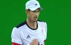 Andy Murray Rio final