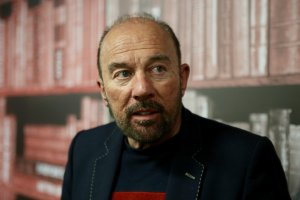 Sir Brian Souter (photo by Terry Murden)