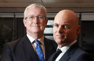 John Brett and Shane Presley