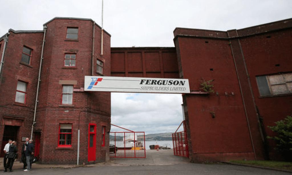 Ferguson Shipbuilders