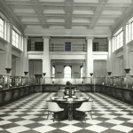 Art Deco RBS bank