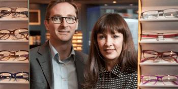 Patrick Graham and Frances Duncan