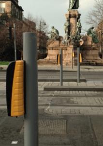 statue poles