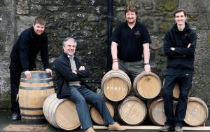 Craft distillers