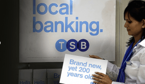 TSB - local banking