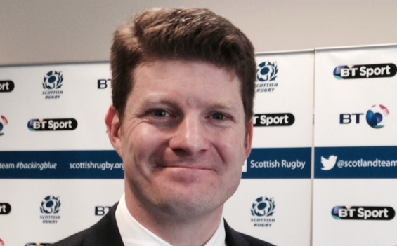 BT rugby Dominic McKay