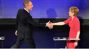 Scots leaders debate