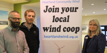 Heartland wind