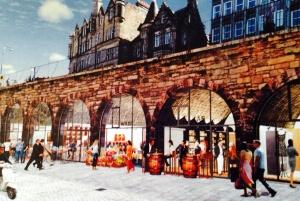 Edinburgh Arches 1