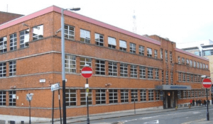 Former police HQ