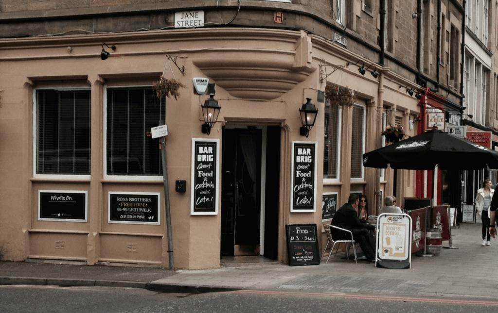 Bar Brig - Leith