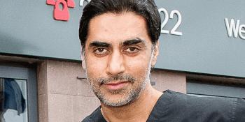 Dentist Atif Bashir