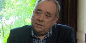 Alex Salmond on Marr