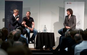Entrepreneurial Scotland Eccles Williams Van der Kuyl