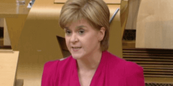 First Minister Surgeon in parl