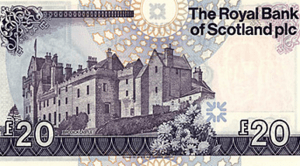 RBS banknote