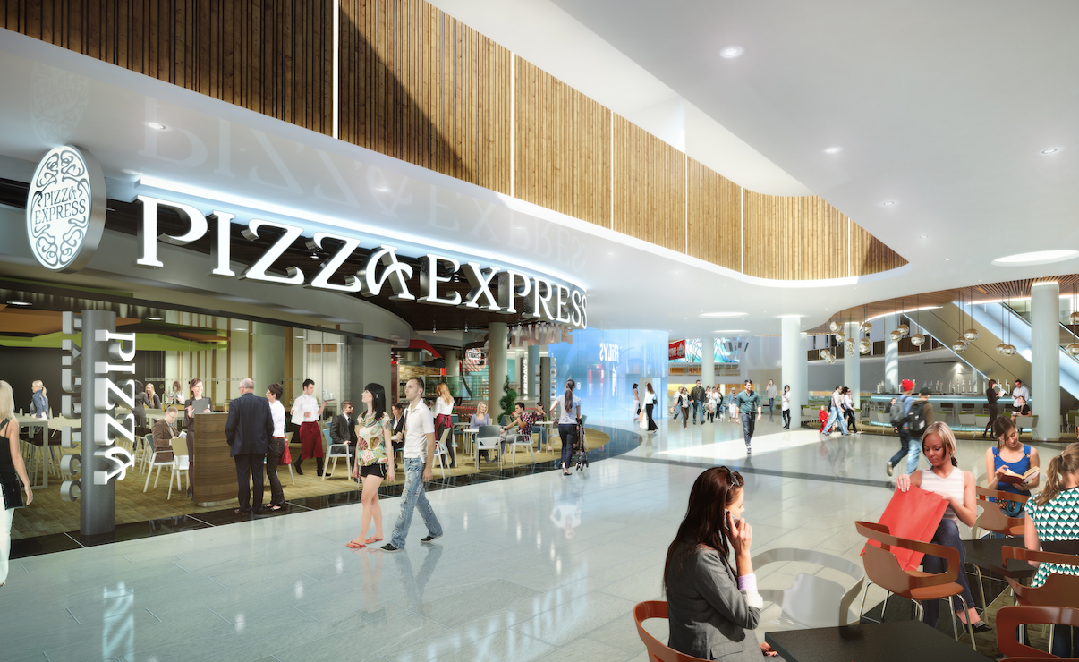 Eight food outlets for east kilbride 39 s new shopping for Shopping cuisine
