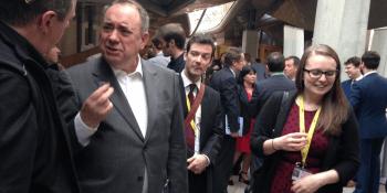 Salmond distillery event 2