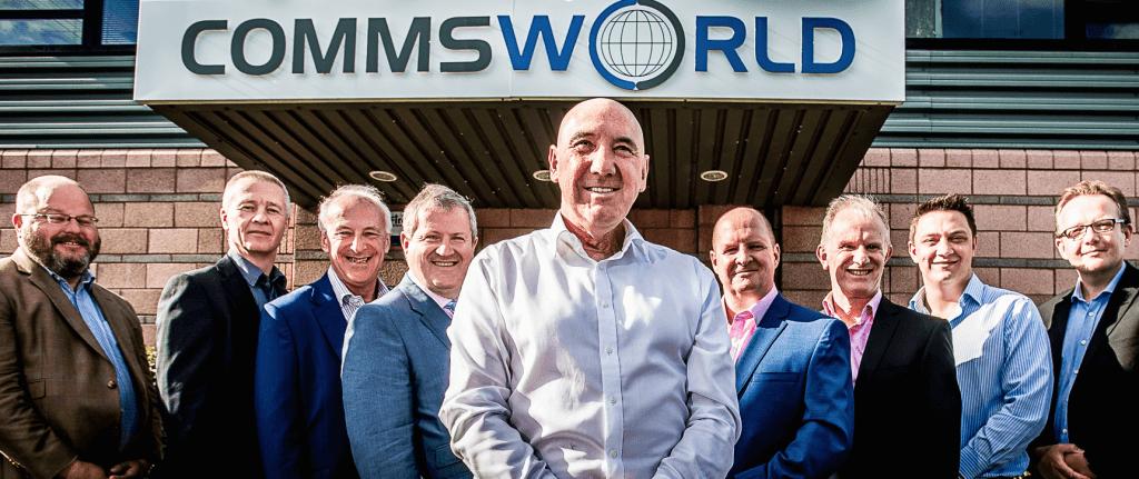 Commsworld team