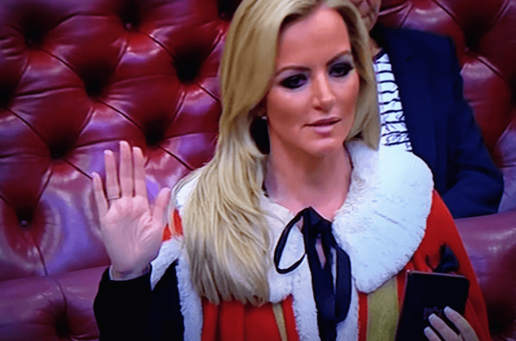 Michelle Mone Lords