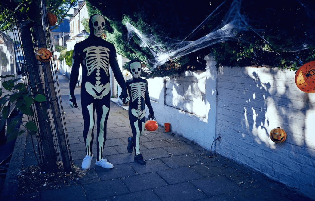 Morphsuits Halloween