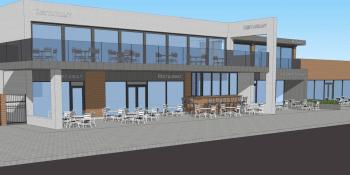 TCD Aberdeen beach cafe
