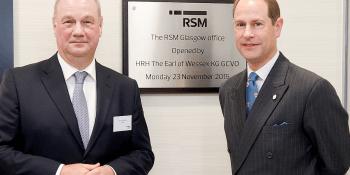 RSM David Gwilliam Earl of Wessex
