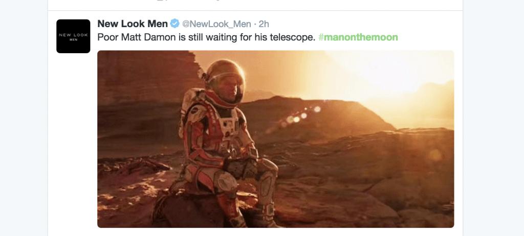 man on moon tweet 3
