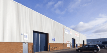 Industrial units Bankhead